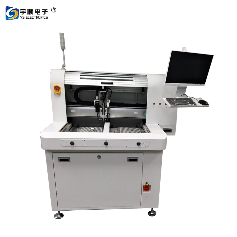 CE PCB Separator Machine ,CNC pcb depaneling router, pcb routing, CNC router machine ys-2100