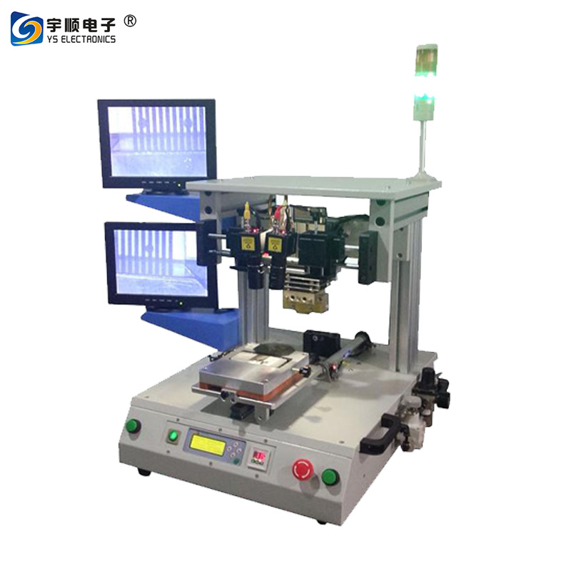 LCP / HSC Connector Selective Soldering Machine With Visible LED Display- LCP / HSC Connector Selective Soldering Machine With Visible LED Display Manufacturers, Suppliers and Exporters on pcbcuttingmachine.com Electronics Production Machinery