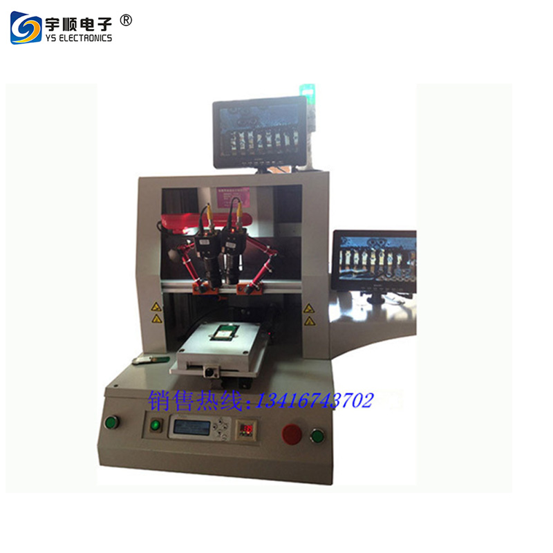 Hot Bar PCB Soldering Machine With Pulse Heat For Soft To Hard - Hot Bar PCB Soldering Machine With Pulse Heat For Soft To Hard  Manufacturers, Suppliers and Exporters on pcbcuttingmachine.com Electronics Production Machinery