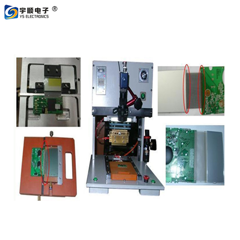 Pneumatic Hot Bar Automatic Soldering Machine - Pneumatic Hot Bar Automatic Soldering Machine  Manufacturers, Suppliers and Exporters on pcbcuttingmachine.com Electronics Production Machinery